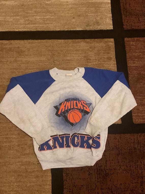 Vintage 90's New York Knicks Kids Sweatshirt