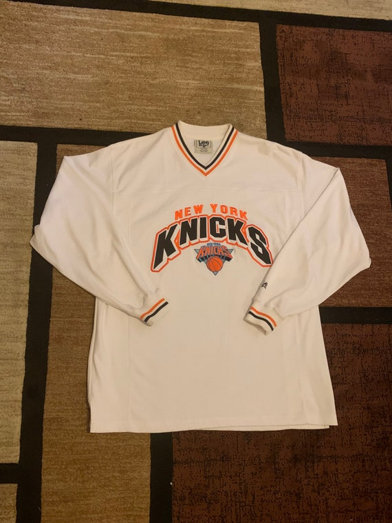 Vintage 90's New York Knicks Levi Sweatshirt Men's