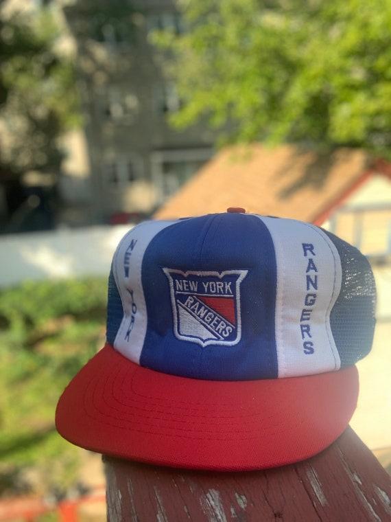 Vintage 90's New York Rangers SnapBack