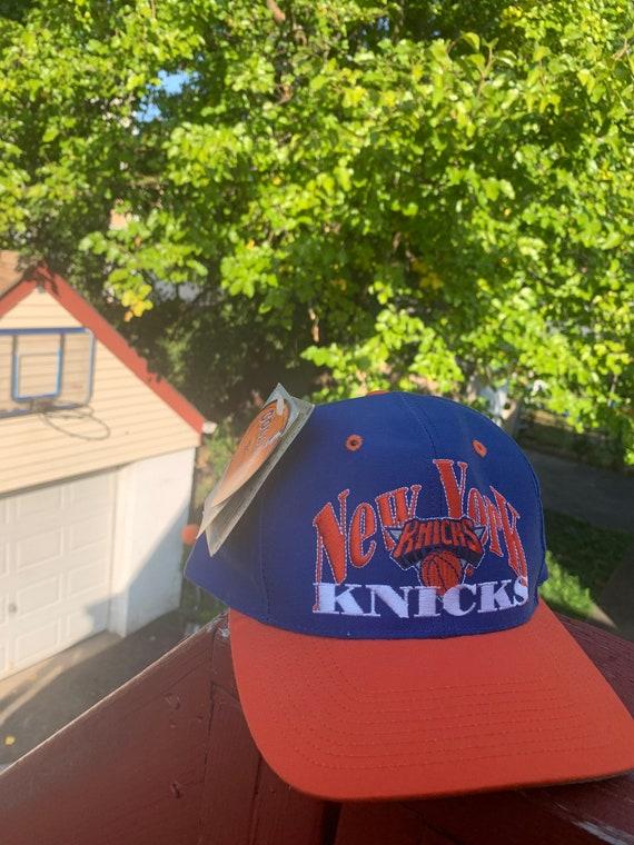 Vintage 90's New York Knicks SnapBack