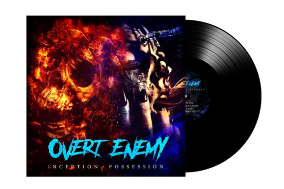 "Inception x Possession - Black 12"" Vinyl w/Digital Copy (Pre-Order)"