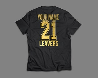 LEAVERS 2020 T-shirt kids adult School Leavers high school primary class of 2020