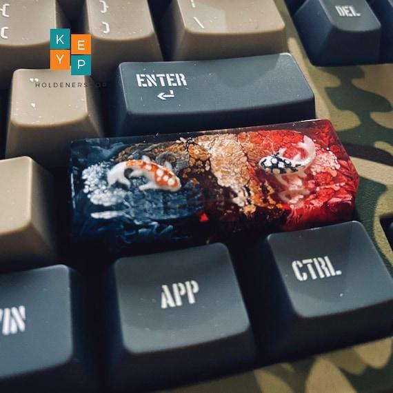Custom Resin Keycaps