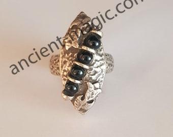 Ring of the jinni Shakush   Etsy