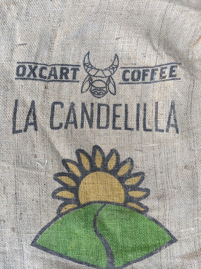 Oxcart Coffee Sack image 0