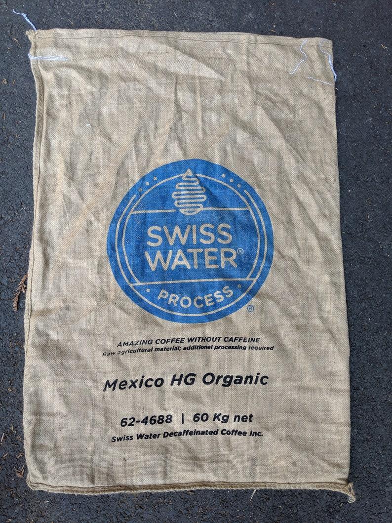 Swiss Water Process Decaf Coffee Sack image 0