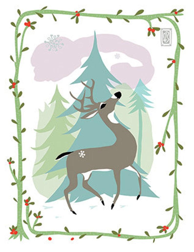 Bio Galiano Seasonal Art Cards image 0