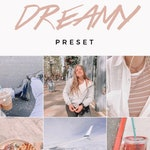 DREAMY Mobile Lightroom Preset