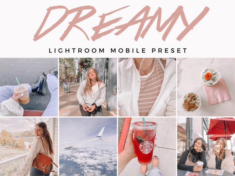DREAMY Mobile Lightroom Preset image 0