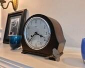 Smiths mantel clock.