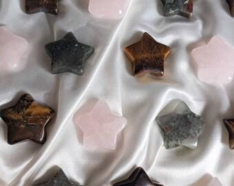 Mini Star Carvings   Crystal   Gemstone   Healing   Metaphysical   Spiritual   Witchcraft