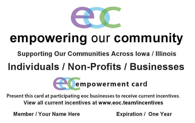 EOC Empowerment Card image 0