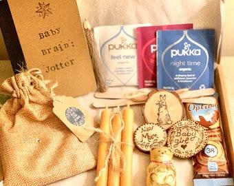 Letterbox Gift ~ New Mum/Baby care box