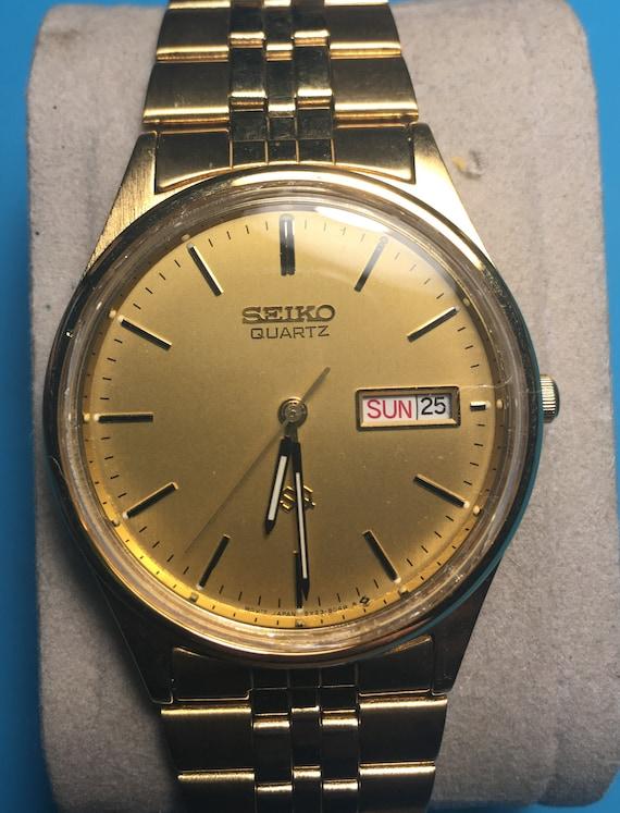 Seiko 5Y23-8040, 95% quality, July 1991