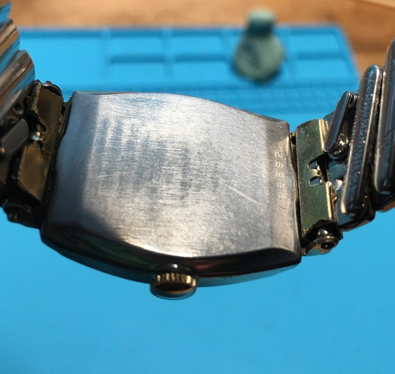 Vintage Benrus 1930's, hooded lugs, serviced with… - image 6