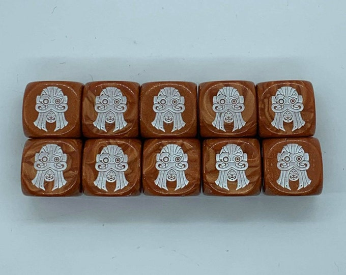 Special Edition Dwarven Sky Privateers Dice