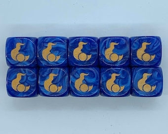Special Edition God of Wizards Dice