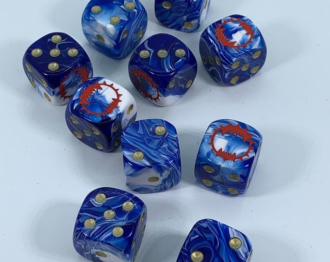 Limited Edition Eater of Worlds Dice