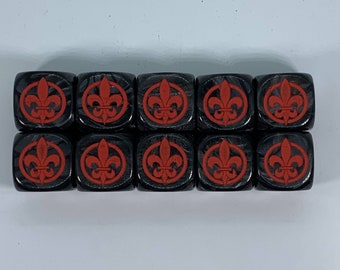 Special Edition Sisters of Battle Dice