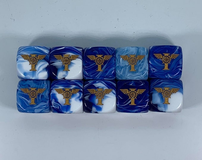 Limited Edition Imperial Airforce Dice