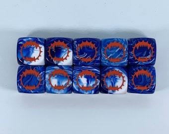 Limited Edition Eaters of Worlds Dice