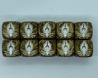 Special Edition Imperial Custodians Dice