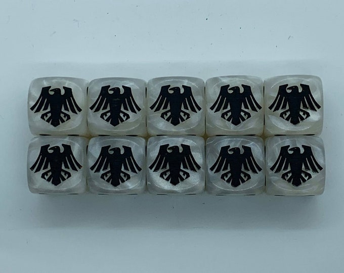 Special Edition Raven Knights Dice
