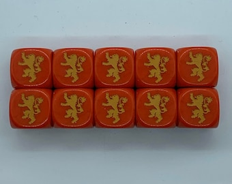 House Lannister Dice