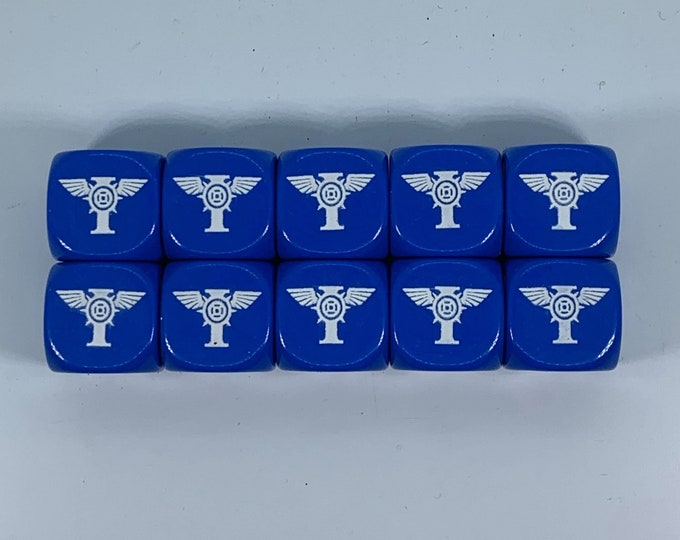 Imperial Airforce Dice