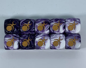 Limited Edition Pleasure God Dice