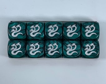 Special Edition Hydra Legion Dice