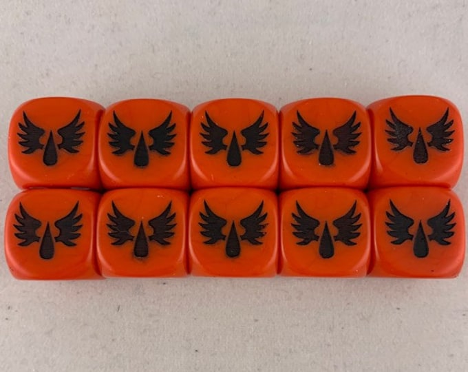 Blood Knights Dice