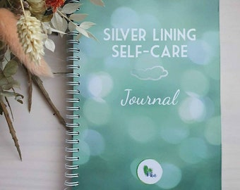 Silver Lining Self-Care Journal