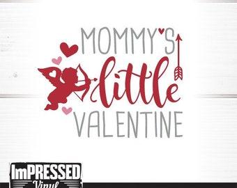 Mommy Valentine Svg Etsy