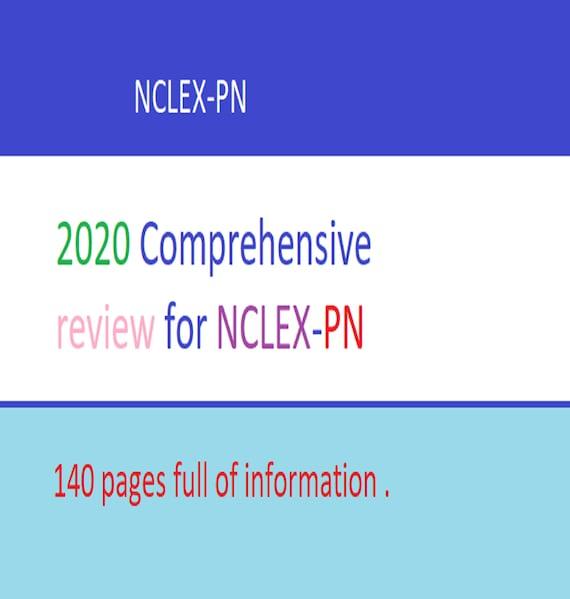 ati comprehensive predictor 2020
