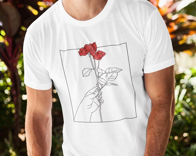 Featured listing image: Son Solo - A Rose, So Beautiful (Shirt)