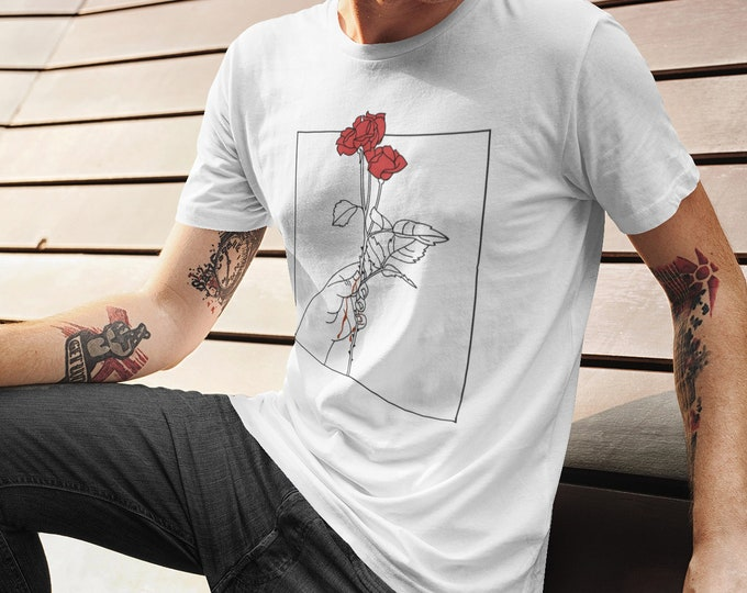 Featured listing image: Son Solo - A Rose, But It Has Thorns (Shirt)