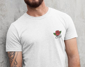 Son Solo - A Rose, From A Distance (Shirt)