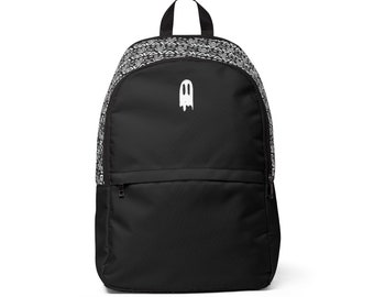 Milo the Shy Boi - Backpack (Black)