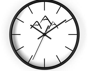 Mountain Time - (Black)