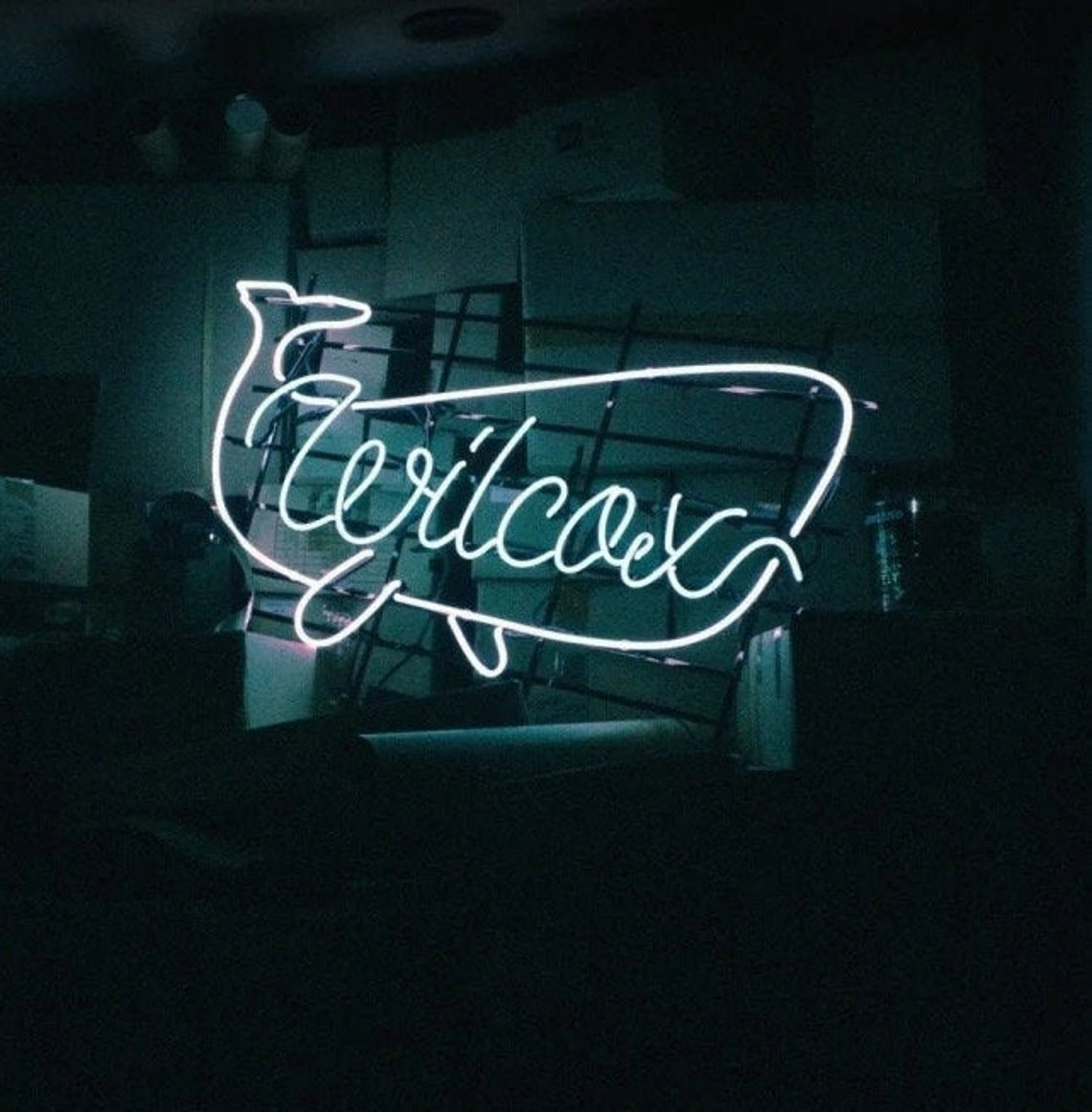 Whale Shape + Text Custom  Neon Sign Light Business Logo LED Neon Sign Flex Led Neon Light Sign Company Name Sign for Store Wall Decoration