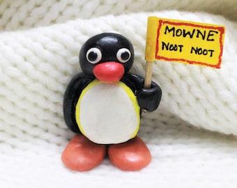 Pingu figure/collectable/figurine