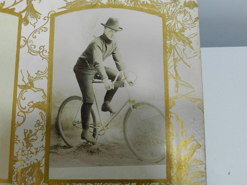 Antique Music Box Photo Album with 45 Antique Photos Awesome collectors item