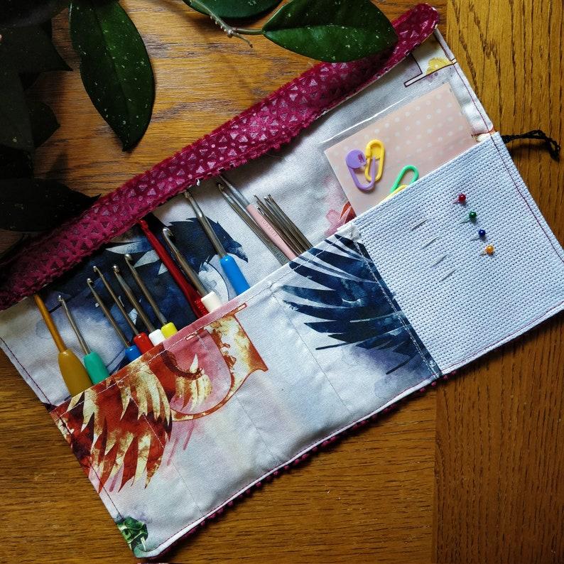 Harry Potter crochet desk pouch image 0