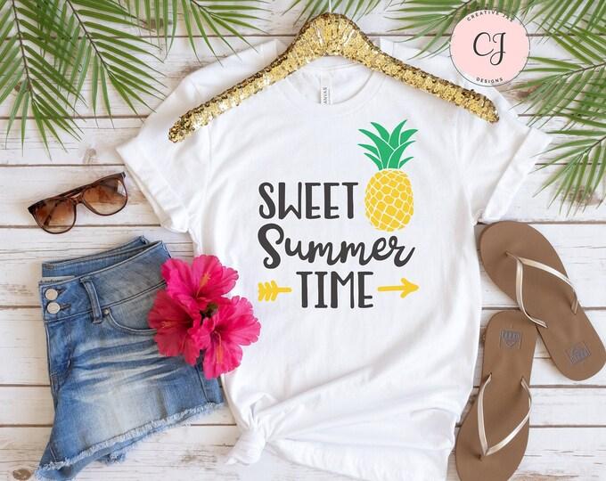 Sweet Summer Time Shirt