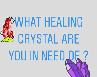 Healing Crystal Reading