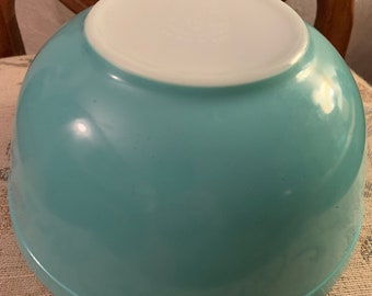 G1 Vintage My Little Pony VGC Kitchen Playset accessory Blue mixing bowl