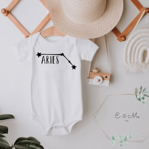 Child/'s Birthday Kids clothes Capricorn Sun Astrology Baby Onesie Zodiac Gift Custom Made to Order Future CEO Bright Futures