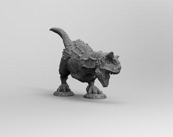 Ancient Dinasour Collection no.1 - 10 design STL 3D Model Print files