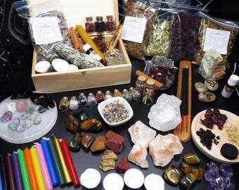 Witch Kit - Witch Starter Kit - MYSTERY Witch Box